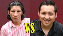 """LA VOZ PERU 22-10-15 LUIS MARTOS vs ANGEL LOPEZ """"Es Mi Vida""""  [Las Batallas - Equipo EVA AYLLON]"""