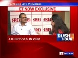 SREI Infra To Exit Viom | Chairman Hemant Kanoria Gives Details