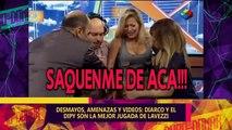 DESMAYOS, AMENAZAS Y VIDEO MARIANA DIARCO Y EL DIPY 07 10 15