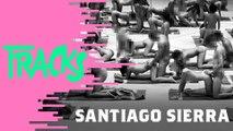 Santiago Sierra, le Che de l'art contemporain - Tracks ARTE