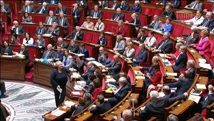 Hommage de Pascale Boistard au 33 premières députées élues en 1945