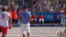 16ème de finale de l'Europétanque Département des Alpes-Maritimes à Nice 2015 : LE BOURSICAUD vs EMILE