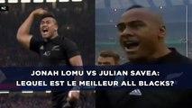Jonah Lomu vs Julian Savea: Lequel est le meilleur All Blacks?