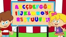 ABC Alfabe 30 Şarkı bir arada Sevimli Dostlar Eğitici Çizgi Film Çocuk Şarkıları V