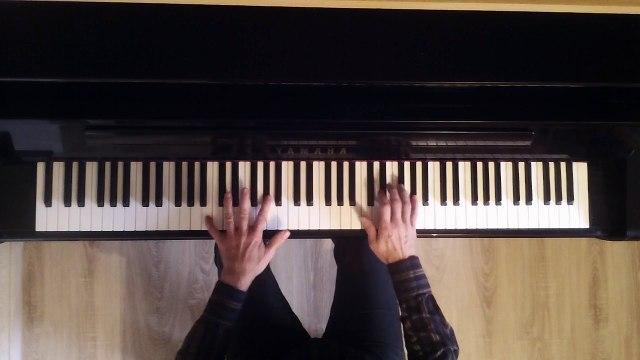 MECANO : Hijo De La Luna - piano arrangement poétique