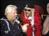 WWF Wrestlemania II - King Kong Bundy Interview