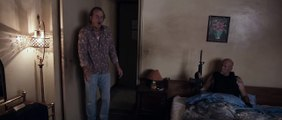 Rock the Kasbah 2015 HD Movie Clip A Bullet to the Foot - Bill Murray, Bruce Willis