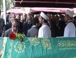 Çetin Altan'ın cenaze töreni