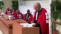 Honoris Causa Vassilios Skouris - Discours de Vassilios Skouris, professeur à la faculté de droit de l'université Aristoteleio de Thessalonique