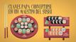 Claves para convertirse en un maestro del sushi