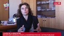 Présentation de la Semaine de l'innovation publique par Laure de la Bretèche, SGMAP