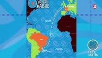 Voile : la transat Jacques-Vabre s'élance dimanche du Havre