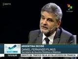 Argentina: Filmus destaca solidaridad de AL en la disputa por Malvinas