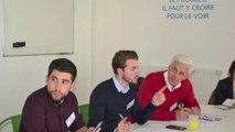 """Barcamp """"Réinventer le débat public"""" - samedi 17 octobre 2015 - Numa Paris"""
