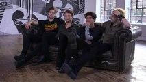 Aussie pop-punksters 5 Seconds of Summer go global