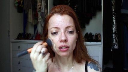 Passo a Passo das Modas 10/15 Dia1 Maquiagem
