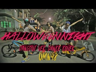 Halloween Night dangdut ver. [Dance Cover by Trio Gergaji]