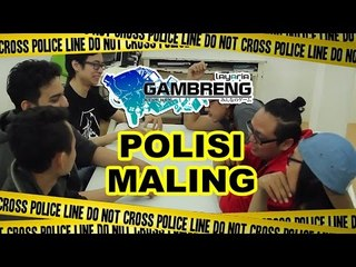 GAMBRENG - Polisi Maling dan Undangan Main Bareng di POPCON ASIA 2015
