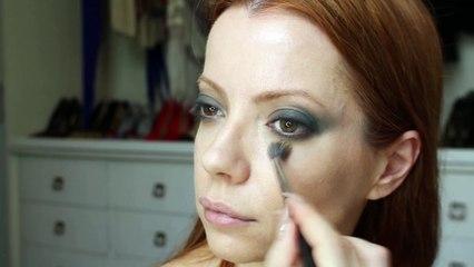 Julia Petit Passo a Passo das Modas 10/15 Dia 3 Maquiagem