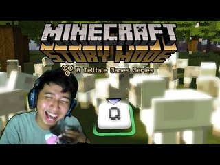 Main Minecraft Story Mode Episode 1 Bagian 1