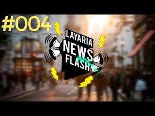 LAYARIA NEWSFLASH 004 - DI CHINA AWASI UJIAN DENGAN DRONE
