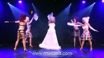 Revue Cabaret itinérante - Spectacle Music Hall pour Casino, Seniors, Gala, Dîner, Anniversaire, Soirée de prestige