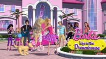 Barbie Life in the Dreamhouse - When the Cat's Away [Episode 2] [Season 7]