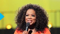 Man Tells Oprah Winfrey She Has Food Stuck in Her Teeth