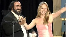 Mariah Carey & Luciano Pavarotti - Hero [LIVE - FULL HD]