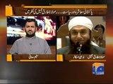 Jirga With Saleem Safi 13th July 2015 Moulana Tariq Jameel Exclusive Interview -