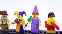 LEGO Minifigures Series 12 | 7 Lego Minifigures | Stop Motion