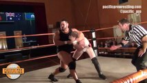 Jonah Rock vs AJ Istria (Heavyweight Title) - Pacific Pro CHAMPIONS 2015