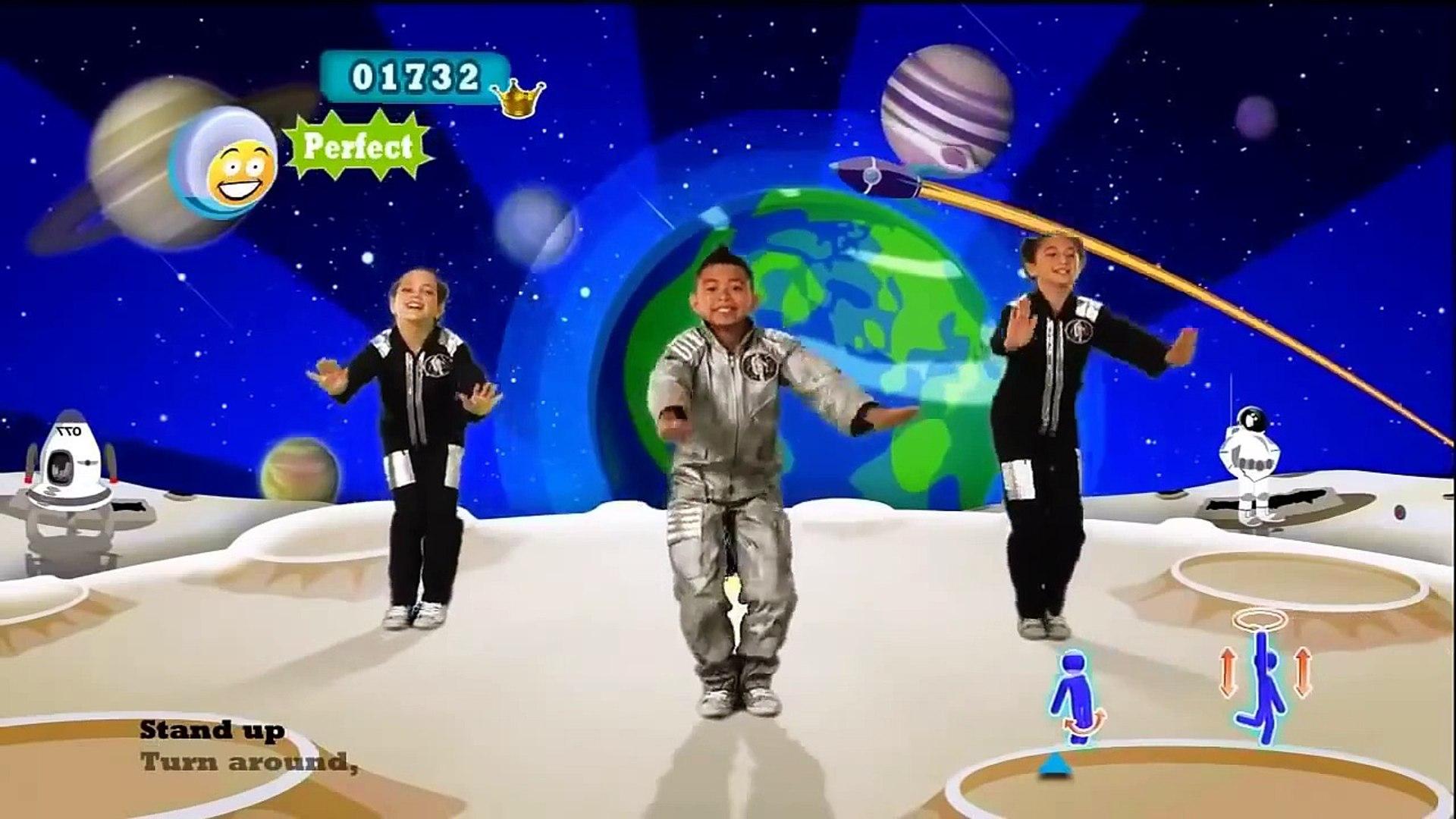 Just Dance Kids 2 Kids Music Video Jump Up! + Score