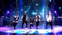 Will Great Britain love The Sakyi Five? | Semi Final 3 | Britains Got Talent 2015