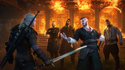 Présentation The Witcher 3 : Hearts of Stone (PS4)