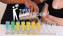 4th of July Cake Vodka Milkshake Tipsy Bartender