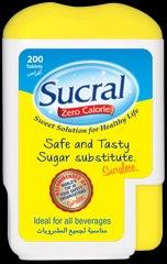 Sucral Zero Calorie Tablets
