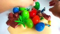 New Duck Looney Tunes Deutsch Bugs Bunny Cartoons Daffy Duck - berraschungseier ffnen Surprise eggs
