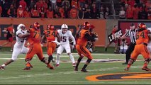 Oregon State Beavers Football First Four Games of 2015 Highlight