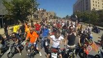 PIT BIKE Stunts DUDE DATE 2014 Street Ride Louisville, KY CRF50 Tricks 50 STUNT Mini Moto