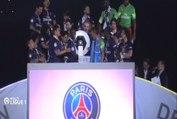 Paris Saint Germain F.C. champion ligue 1 2015