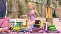 Barbie Life in the Dreamhouse Another Day at the Beach [Episode 3] [Season 4]