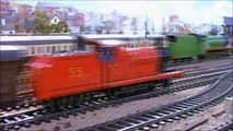 Thomas and Friends Engine Roll Call (Rock Version)