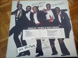 HAROLD MELVIN AND THE BLUE NOTES -TODAY'S YOUR LUCKY DAY(Featuring NIKKO)(RIP ETCUT)PHILLY WORLD REC 84
