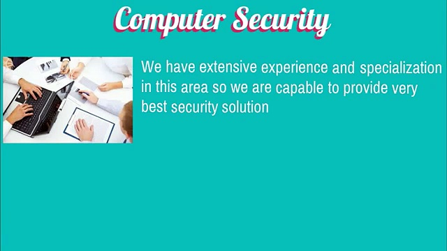 Expert services for Computer Security by Cyber IT Support, 855-984-1301