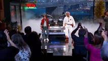 Marty McFly & Doc Brown En visite chez Jimmy Kimmel