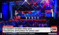 FULL Part 2 CNN Democratic Debate 2015 Bernie Sanders, Hillary Clinton, O'malley,Webb & Chafee - 360p