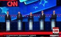FULL Part 3 CNN Democratic Debate Bernie Sanders, Hillary Clinton, Martin O'malley,Jim Webb & Chafee - 360p