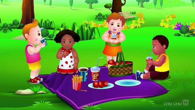 Rain, Rain, Go Away Nursery Rhyme With Lyrics - Cartoon Animation Rhymes & Songs for Child