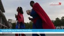 Festival de costumes au premier Comic Con français